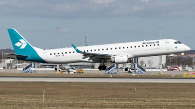 I-ADJN - Embraer 190-200LR - Air Dolomiti