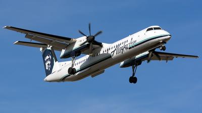 N431QX - Bombardier Dash 8-Q402 - Alaska Airlines (Horizon Air)