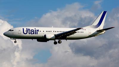 VQ-BID - Boeing 737-45S - UTair Aviation