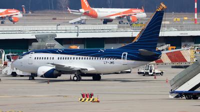 A picture of LYJMS - Boeing 737522 -  - © Gian Pietro Bardizza