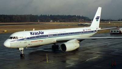 RA-64020 - Tupolev Tu-204-100 - Kras Air - Krasnoyarsk Airlines
