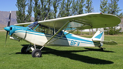 ZK-BFV - Piper PA-18-150 Super Cub - Private