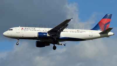 N309US - Airbus A320-211 - Delta Air Lines