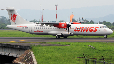 PK-WGM - ATR 72-212A(600) - Wings Air
