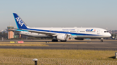 JA921A - Boeing 787-9 Dreamliner - All Nippon Airways (ANA)