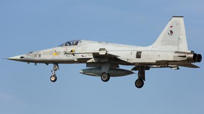 10-590 - Northrop KF-5E Tiger II - South Korea - Air Force