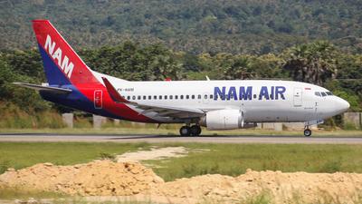 PK-NAM - Boeing 737-524 - NAM Air