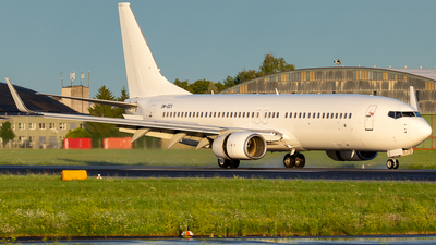 A picture of OMGEX - Boeing 7378AS - AirExplore - © Philipp Greiml