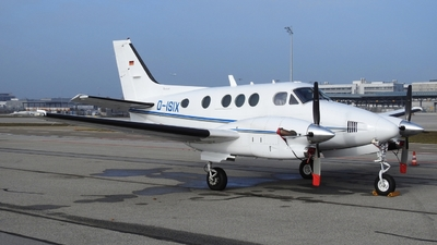 D-ISIX - Beechcraft C90B King Air - Private