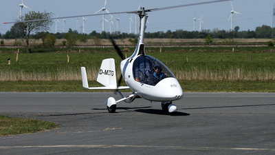 D-MZTG - AutoGyro Europe Calidus - Private