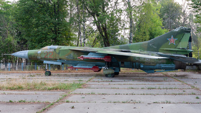 22 - Mikoyan-Gurevich Mig-23M Flogger - Russia - Air Force