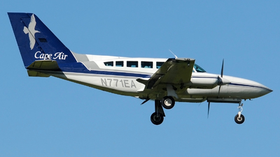 N771EA - Cessna 402C - Cape Air