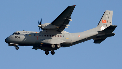 91-052 - CASA CN-235M-100 - Turkey - Air Force