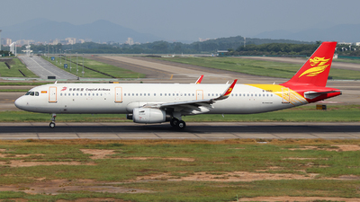 B-8551 - Airbus A321-231 - Capital Airlines