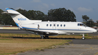 N150GF - Raytheon Hawker 850XP - Raytheon Aircraft