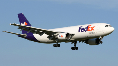 A picture of N687FE - Airbus A300F4605R - FedEx - © DJ Reed - OPShots Photo Team
