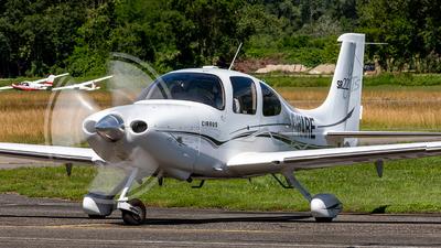 F-HARE - Cirrus SR22-GTS - Private