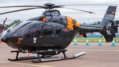 D-HDDL - Eurocopter EC 135P2+ - DL Helicopter