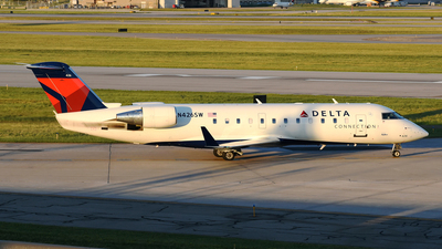 N426SW - Bombardier CRJ-200LR - Delta Connection (SkyWest Airlines)
