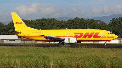 HP-3210DAE - Boeing 737-4Q3(SF) - DHL Aero Expreso