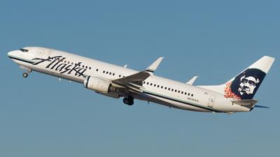 N516AS - Boeing 737-890 - Alaska Airlines