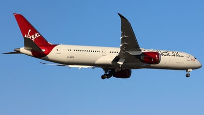 G-VZIG - Boeing 787-9 Dreamliner - Virgin Atlantic Airways