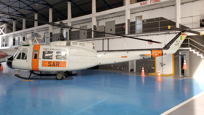 FAB8535 - Bell UH-1H Iroquois - Brazil - Air Force
