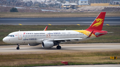 B-9962 - Airbus A320-214 - Capital Airlines