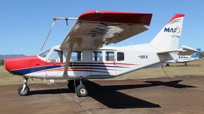 VH-MKK - GippsAero GA8-TC320 - Mission Aviation Fellowship (MAF)