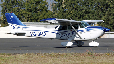 TG-JMS - Cessna R172K Hawk XP - Private