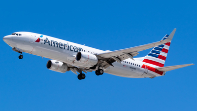 A picture of N846NN - Boeing 737823 - American Airlines - © Ricky Teteris
