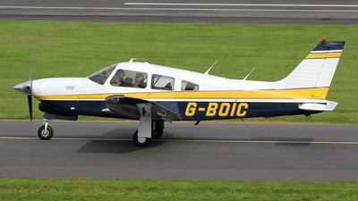 A picture of GBOIC - Piper PA28R201T - [28R7803123] - © Ian Howat