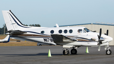 N178EJ - Beechcraft C90GT King Air - Private