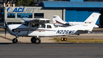 N226ME - Cessna T206H Stationair TC - Private