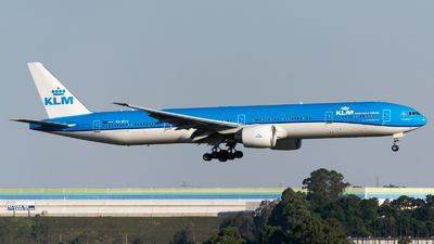 PH-BVV - Boeing 777-306ER - KLM Royal Dutch Airlines