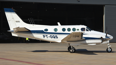 PT-OQS - Beechcraft C90 King Air - Private