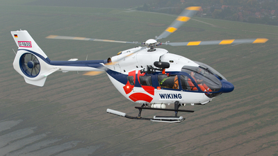 D-HADD - Airbus Helicopters H145 - Wiking Helikopter Service