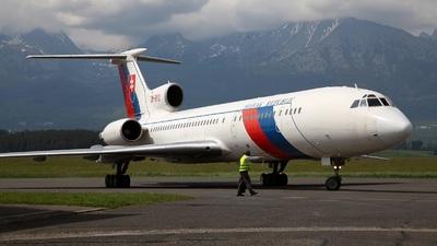 OM-BYO - Tupolev Tu-154M - Slovakia - Government Flying Service