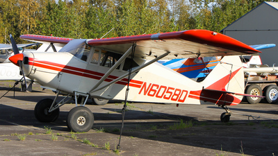 N6058D - Piper PA-22-150 Pacer - Private