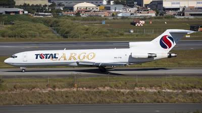 PR-TTB - Boeing 727-223(Adv)(F) - Total Linhas Aéreas
