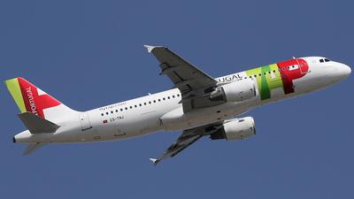 A picture of CSTNJ - Airbus A320214 - TAP Air Portugal - © Jorge Medina Mediavilla