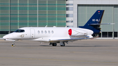 OE-GLC - Cessna Citation Latitude - Goldeck Flug