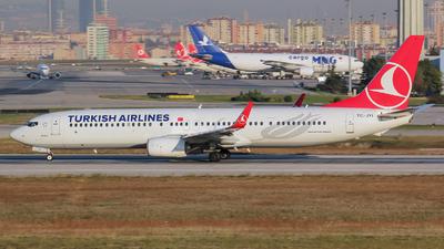 TC-JYI - Boeing 737-9F2ER - Turkish Airlines