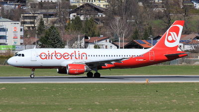 D-ABNK - Airbus A320-214 - Air Berlin