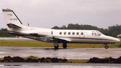 LV-ZPD - Cessna 550 Citation II - Private