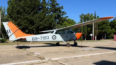 69-7193 - Cessna T-41D Mescalero - Greece - Air Force