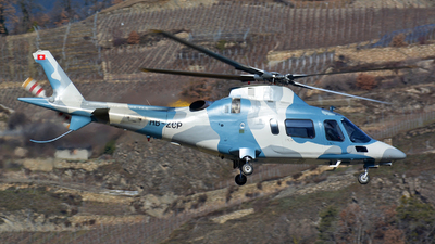 HB-ZCP - Agusta A109E Power - Private