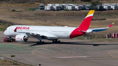 EC-NJM - Airbus A350-941 - Iberia