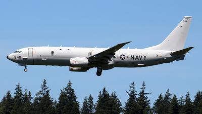 169348 - Boeing P-8A Poseidon - United States - US Navy (USN)