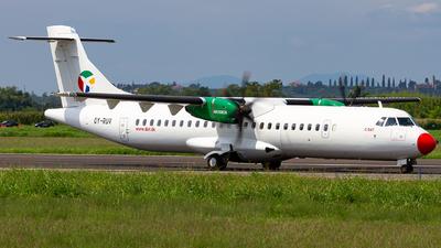 OY-RUV - ATR 72-212A(600) - Danish Air Transport (DAT)